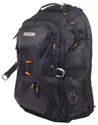 Рюкзак 15.6 Jet.A LPB15-42 полиэстер черный