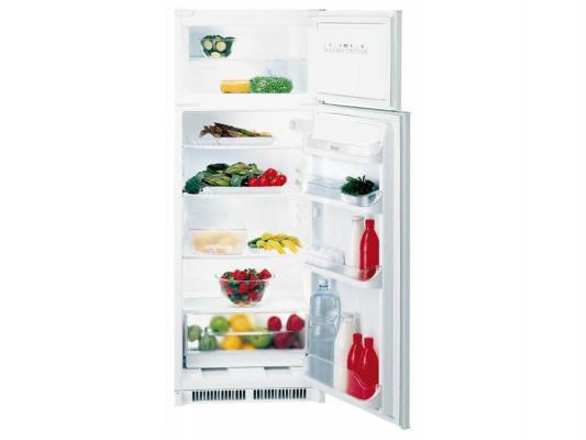 Фото - Встраиваемый холодильник Hotpoint-Ariston BD 2422/HA белый встраиваемый холодильник hotpoint ariston b 20 a1 dv e ha