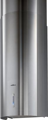 Вытяжка каминная Elica STONE IX/A серебристый вытяжка каминная neff d86dk62n0 серебристый
