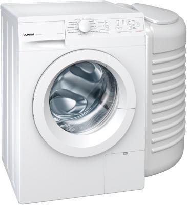 Купить со скидкой Стиральная машина Gorenje W72ZY2/R+PS PL95 + внешний резервуар белый