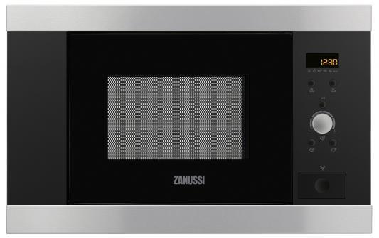 Микроволновая печь Zanussi ZBM17542XA СВЧ 17 серебристый