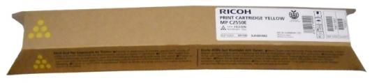 Картридж Ricoh MP C2550E желтый 841199