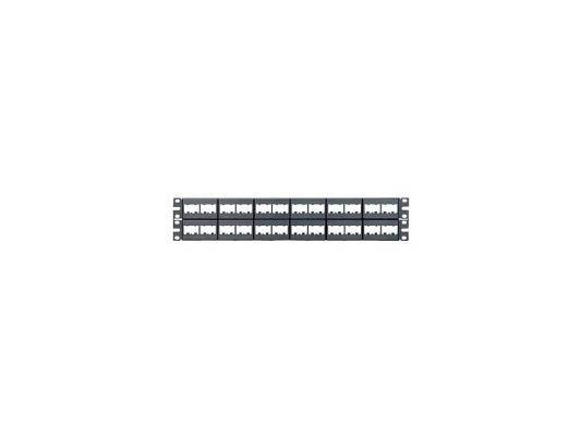 "Патч-панель PANDUIT CPP48WBLY модульная MINI COM 19"""