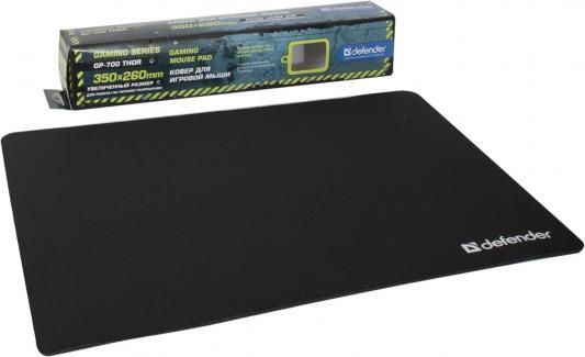 Коврик для мыши Defender GP-700 Thor тканевый лайкра 350x260x30 мм 50070