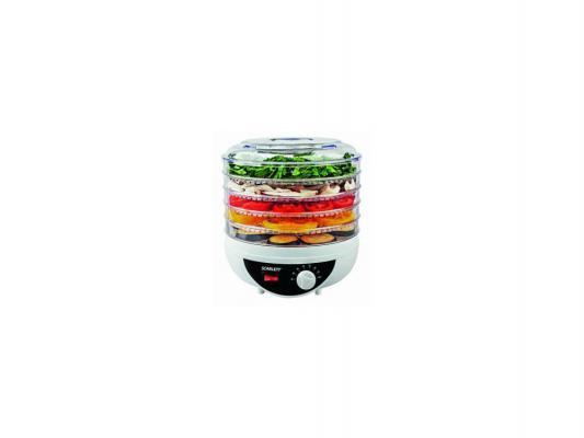 Сушилка для овощей и фруктов Scarlett SC-421 scarlett сушилка для овощей scarlett sc fd421001 белая
