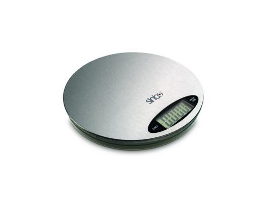 Весы кухонные Sinbo SKS 4513 серебристый