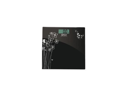 Весы напольные Sinbo SBS 4429 чёрный