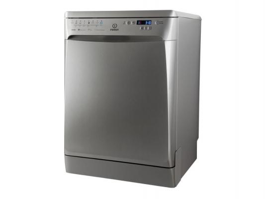 Посудомоечная машина Indesit DFP 58T94 CA NX серебристый