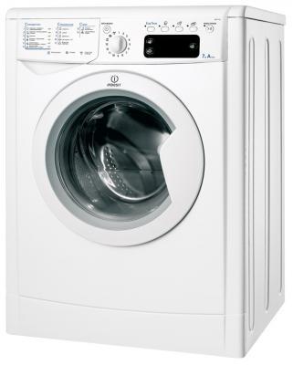 Стиральная машина Indesit IWE 7105 B (CIS).L белый