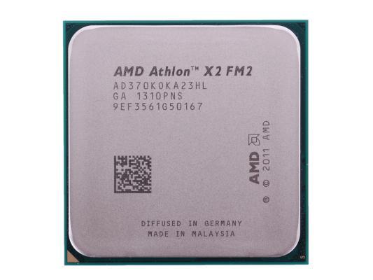 Процессор AMD A2 X2 370 4GHz 1Mb AD370KOKA23HL Socket FM2 OEM