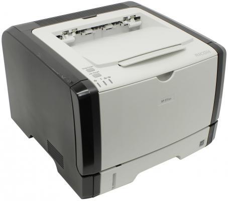 Принтер Ricoh Aficio SP 311DN черно-белый A4 28ppm 1200x600dpi RJ-45 USB 407232