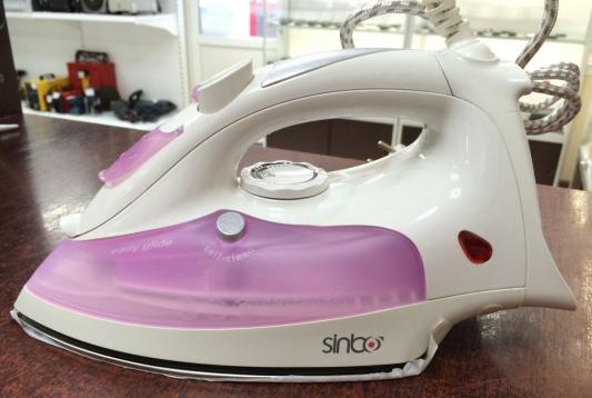 Утюг Sinbo SSI 2853 2000Вт розовый