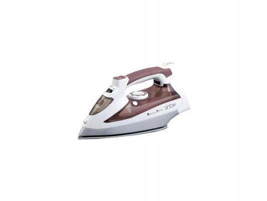 Утюг Sinbo SSI 2854 2000Вт коричневый