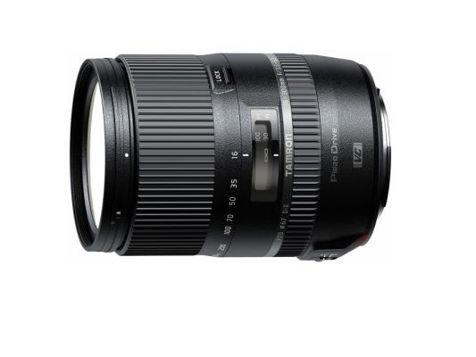Объектив Tamron AF 16-300mm F3.5-6.3 Di II VC PZD MACRO для Canon B016E