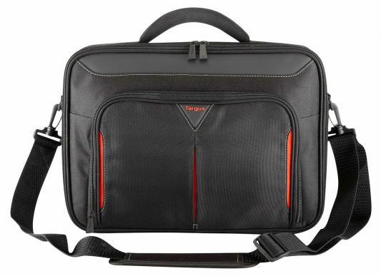 """все цены на  Сумка для ноутбука 13-14.1"""" Targus Classic+ CN414EU-50 полиэфир черный  онлайн"""