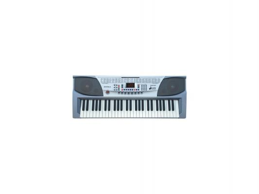 Синтезатор Supra SKB-540 54 клавиши серый