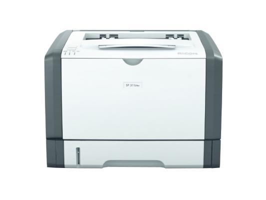 Принтер Ricoh Aficio SP 311DNw черно-белый A4 28ppm 1200x600dpi RJ-45 USB 407253 toner for lanier sp 311 dnw sp311 dn sp 311dn 311 dnw type sp 311 fn type sp 311fn compatible new fuser cartridge
