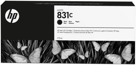 цены на Картридж HP 831C CZ694A для Latex 310 330 360 черный