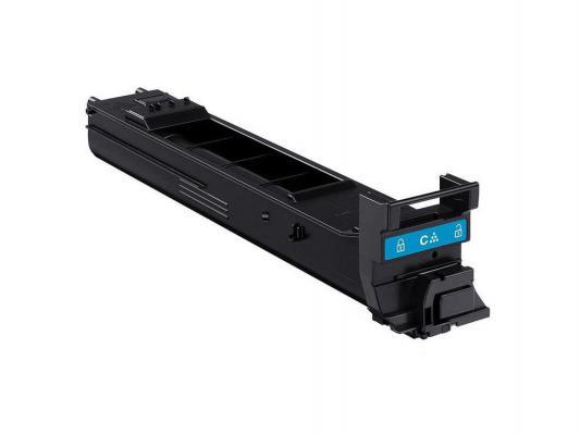 Тонер-картридж Konica Minolta TN-318C Голубой для bizhub C20 A0DK453 garda decor тумба