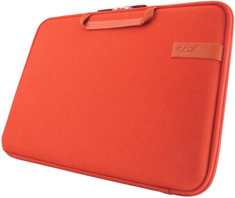 Сумка для ноутбука 13 Cozistyle Smart Sleeve хлопок кожа оранжевый CCNR1301