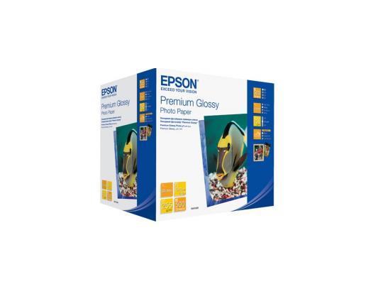 Фотобумага Epson 10х15см 255г/кв.м глянцевая 500л C13S041826