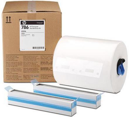 Фото - Комплект по обслуживанию HP CC591A №786 для HP Scitex LX600 LX800 LX820 LX850 Designjet L65500 комплект по обслуживанию hp cc591a 786 для hp scitex lx600 lx800 lx820 lx850 designjet l65500