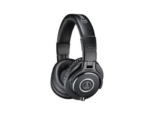 Наушники Audio-Technica ATH-M40X черный наушники audio technica ath pro5mk3 black