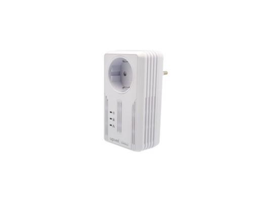 Адаптер Powerline Upvel UA-252PS HomePlug AV 500 Мбит/с с поддержкой IP-TV 2LAN порта