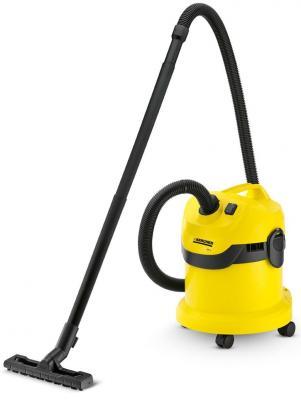 Пылесос Karcher MV2 (WD2) сухая уборка жёлтый