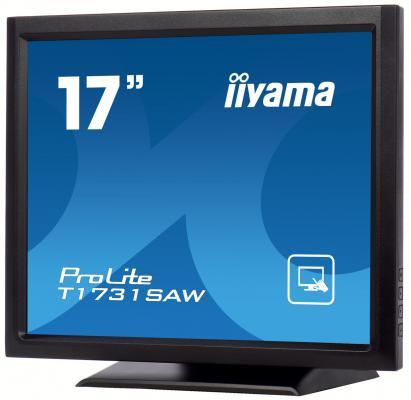 Монитор 17 iiYama ProLite T1731SAW-B1 монитор iiyama prolite b2875uhsu b1