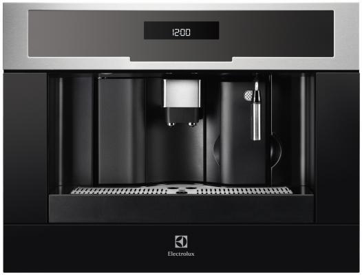 Кофемашина Electrolux EBC954513X 1350 Вт черный