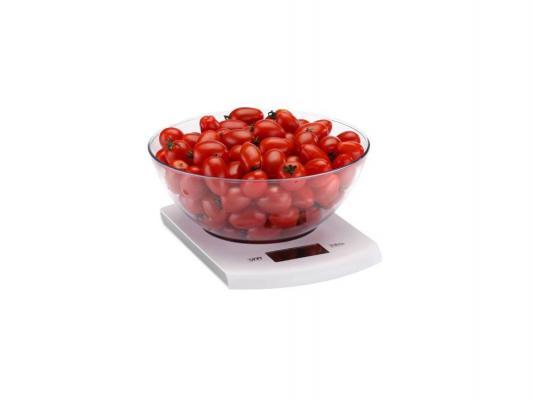 Весы кухонные Sinbo серебристый