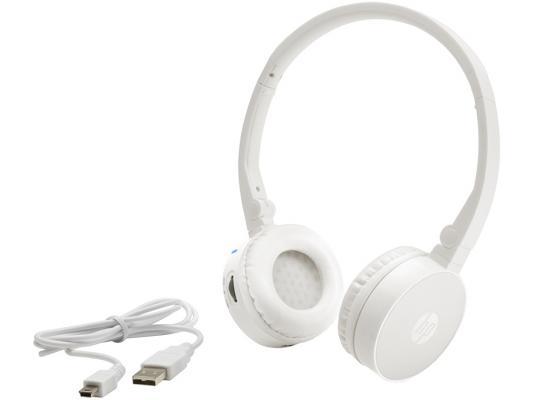 все цены на Наушники HP H7000 Wireless Stereo Headset белый G1Y51AA онлайн