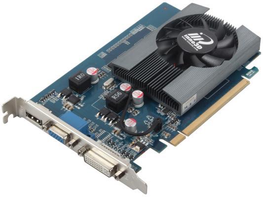 Видеокарта 4096Mb Inno3D GeForce GT730 c CUDA PCI-E 128bit GDDR3 DVI HDMI HDCP N730-6SDV-M3CX Retail