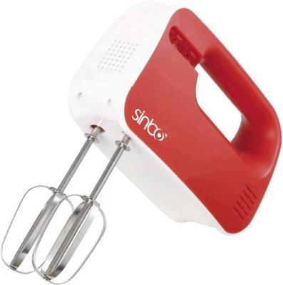 Миксер ручной Sinbo SMX 2733 300 Вт красный