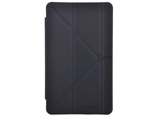 Чехол IT BAGGAGE для планшета Samsung Galaxy Tab4 8 Hard case искусственная кожа черный ITSSGT4801-1 чехол для планшета samsung flat screen protector p7500 p7510 p5100 p5110 n8000 n8010
