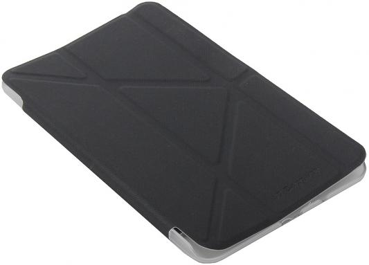 """Чехол IT BAGGAGE для планшета Samsung Galaxy Tab4 7"""" Hard case искусственная кожа черный ITSSGT4701-1"""