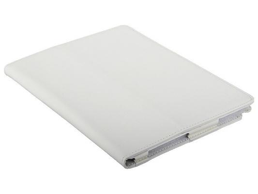 "Чехол IT BAGGAGE для планшета Lenovo Tab A10-70 A7600 10"" искуственная кожа белый ITLNA7602-0"