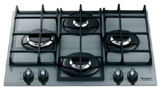 Варочная панель газовая Ariston TQ 640 (ICE) K GH/HA серый