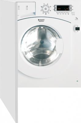Стиральная машина встраиваемая Hotpoint-Ariston BWMD 742 (EU) белый