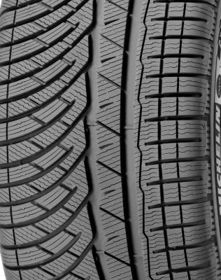 Шина Michelin Pilot Alpin PA4 235/50 R18 101H от 123.ru