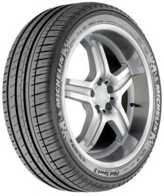 Шина Michelin Pilot Sport PS3 205/50 R16 87V летняя шина michelin pilot primacy 205 60 r16 96w xl mfs g1