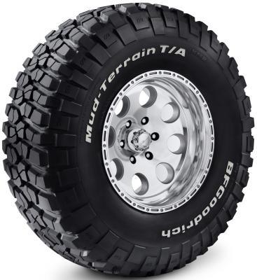 Шина BFGoodrich Mud Terrain T/A KM2 225/75 R16 110/107Q шина bfgoodrich all terrain t a ko2 lt225 65 r17c 107 103s 225 65 r17c 107s