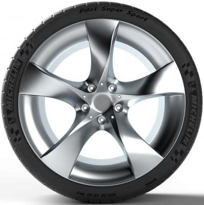 Шина Michelin Pilot Super Sport 245/40 RZ19 98(Y) от 123.ru