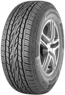 Шина Continental ContiCrossContact LX2 275/65 R17 115H цена 2017