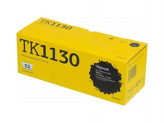 Картридж T2 TC-K1130 для Kyocera FS-1030MFP 1130MFP черный 3000стр тонер kyocera tk 1130 1t02mj0nl0 fs 1130mfp