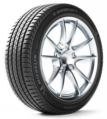 Шина Michelin Latitude Sport 3 275/55 R17 109V шина matador мр 81 conquerra 275 55 r17 109v