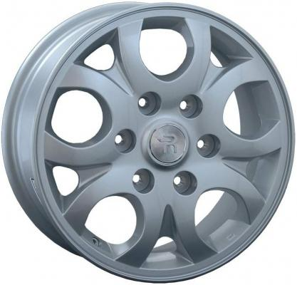 Диск Replay HND55 6.5x16 6x139 ET56.0 Sil литой диск nz wheels sh638 8 5x20 6x139 7 d67 1 et35 mbf