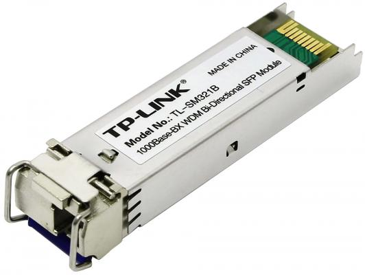 Трансивер TP-LINK TL-SM321B поддержка двунаправленной WDM технологии на расстояние до 10км медиаконвертер tp link tl sm321b tl sm321b