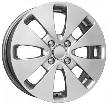 Диск K&K КС582 6x15 4x100 ET48.0 Алмаз черный литой диск proma колизей 6x15 4x100 d54 1 et48 алмаз матовый